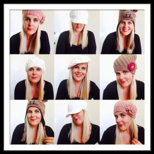 Winter Headwear x