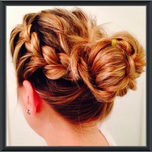Four Simple Hair Tutorials x