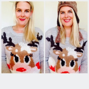 The Xmas sweater – now stylish! x
