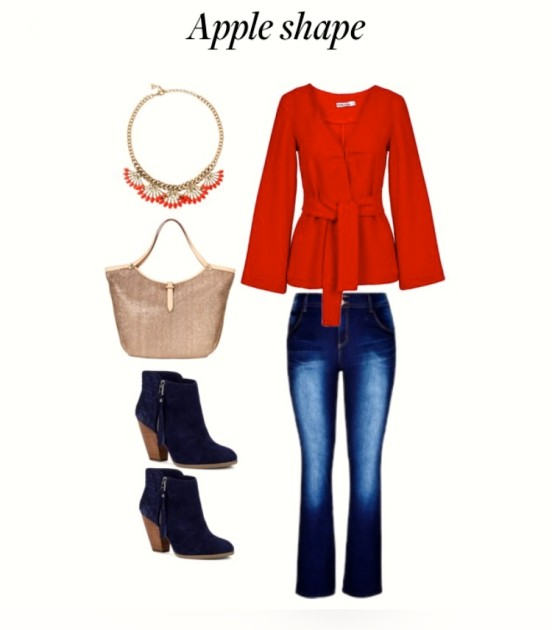 Defining and Dressing for your Body Type