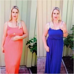 Maxi dress (12 x the) fun!