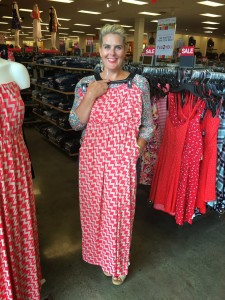 Maxi dresses with pockets at Kohls! x