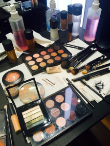 My MAC consultation with a MUA (MakeUp Artist)
