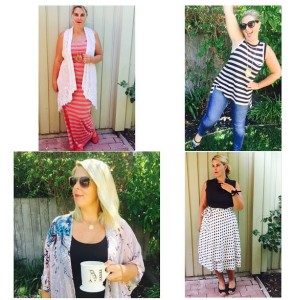 30+ outfit inspirations from July!